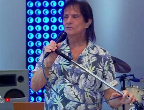 Roberto Carlos revela que assiste ao BBB21 e comenta sobre TOC na pandemia