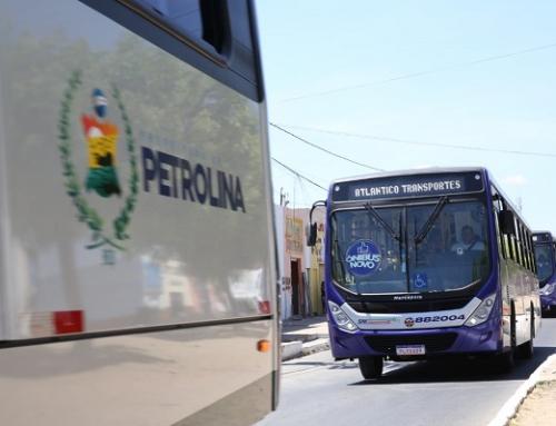 Petrolina (PE): Dois ônibus foram assaltados durante este domingo (25)