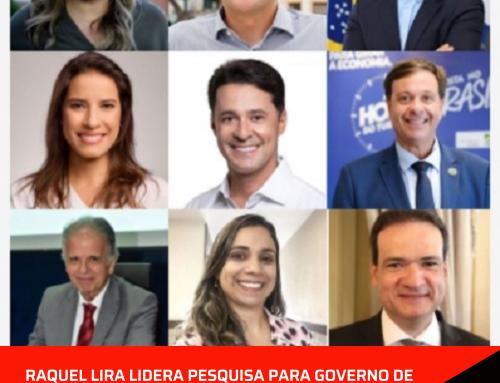 Raquel Lira lidera pesquisa para Governo de Pernambuco; Geraldo e Miguel empatam em 2º