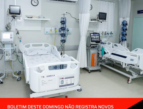 Boletim deste domingo não registra novos casos da COVID-19 em Petrolina.